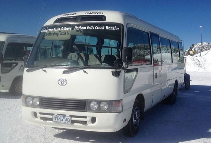 Our 21 Seater Bus
